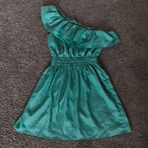Body Central Off-The-Shoulder Dress